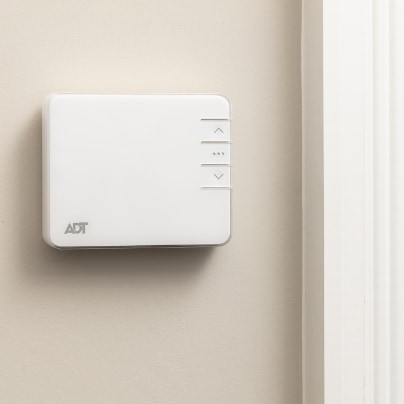 Davenport smart thermostat adt